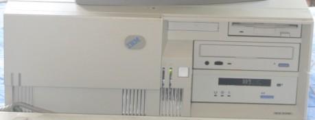 IBM RS/6000 43P Model 132 - ZXnet-external